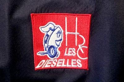 Broderie textile et maillot sport au Havre